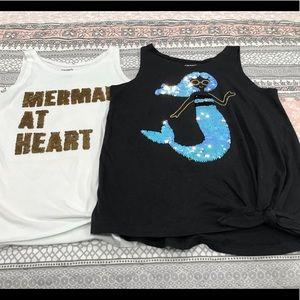 Carter's Mermaids Tee Bundle